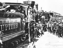 Figure 5. Commuter train