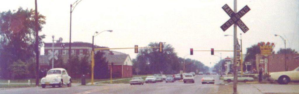 Ames, Iowa.
