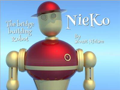 Nieko book cover