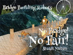 Bo Bridge! No Fair! book cover