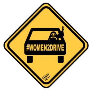 #Women2drive