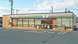 Example of a convenience store.