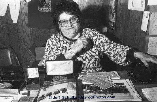 "Dorothy G. Page, the ""mother of the Iditarod"""