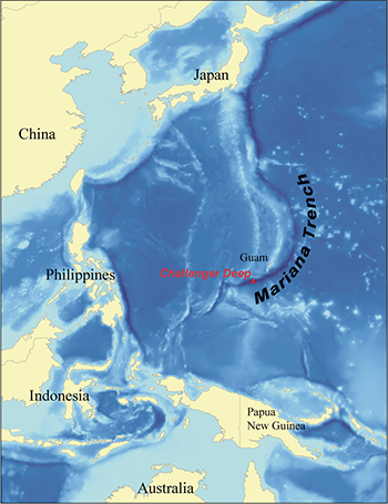 Mariana Trench's Challenger Deep