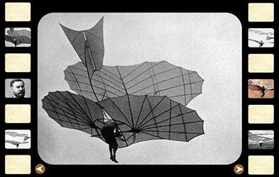 Otto Lilienthal's glider