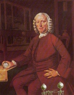 John Harrison circa 1796