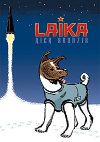 Laika book cover