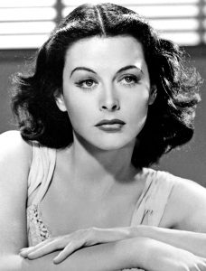 Hedy Lamarr, circa 1940