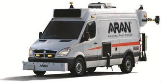 Automatic Road Analyzer (ARAN)