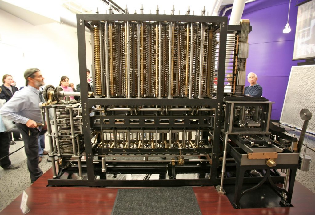 Cranking the Difference Engine model