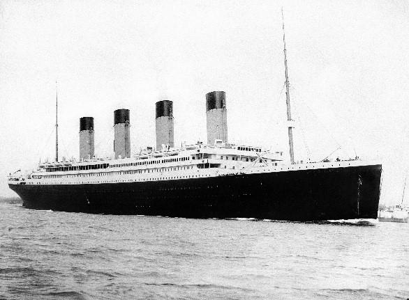 Original RMS Titanic