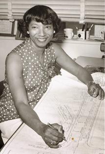 Lois Cooper, 1960