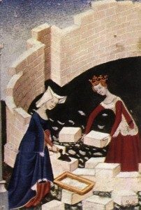 15th-century women builders