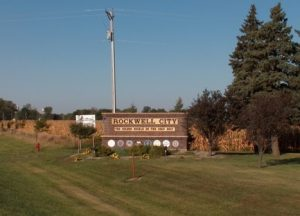 Community gateway sign